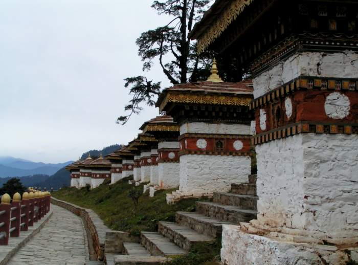 Bhutan Samtegang Trek – 8 days