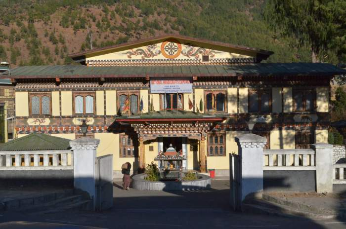 Bhutan cultural tour – 5 days