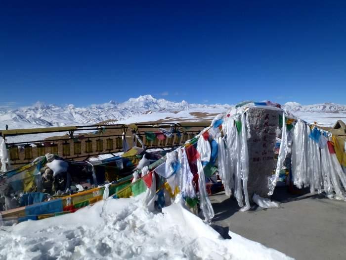 Shishapangma Climbing (8013m)- 40 days