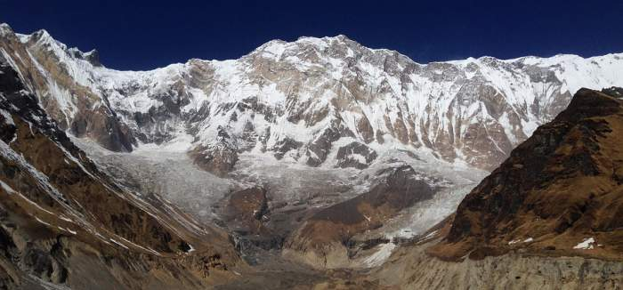 Annapurna Mountain Nepal