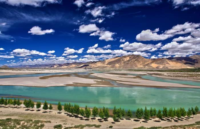 Lhasa and Namtso Lake Tour – 6 days