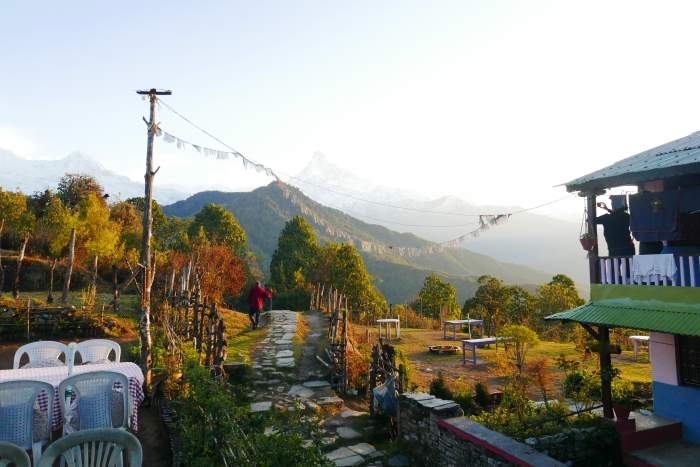 Mardi Himal Base Camp Trek – 8 days