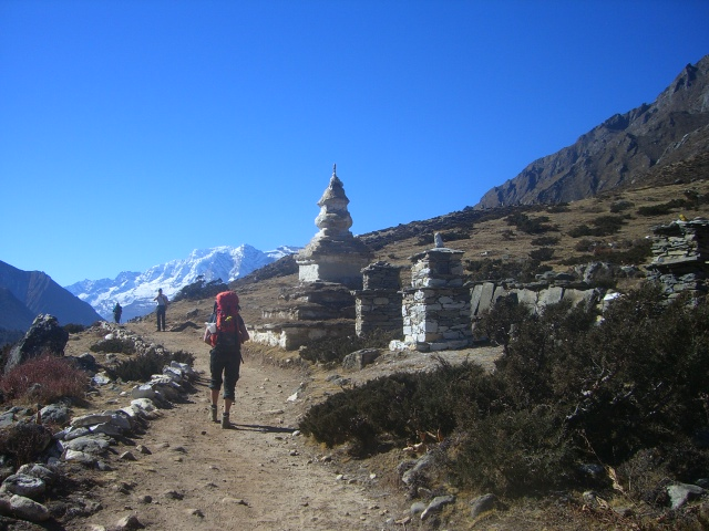 Escape to Everest – 12 days
