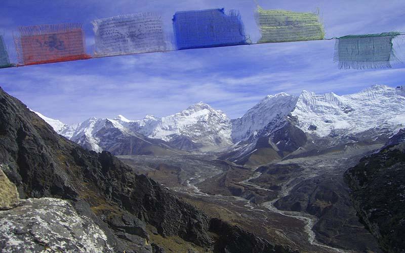 Classic Everest base camp trek – 25 days
