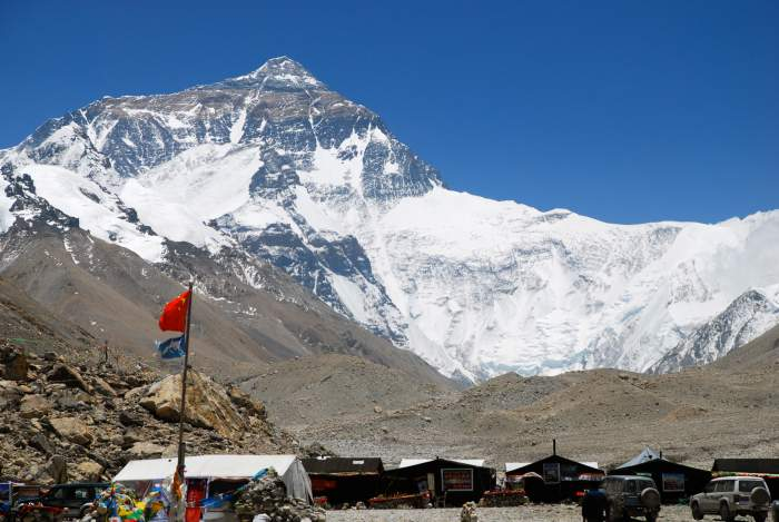 Mt. Everest Climbing Expedition (8848m) – 48 days