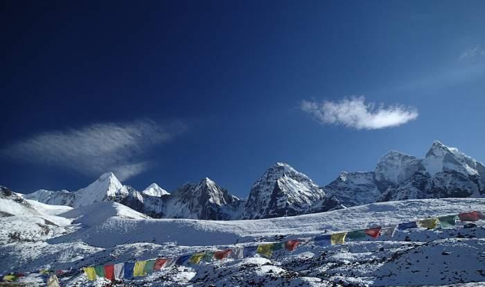 Ama Dablam Climb (6812m) – 35 days