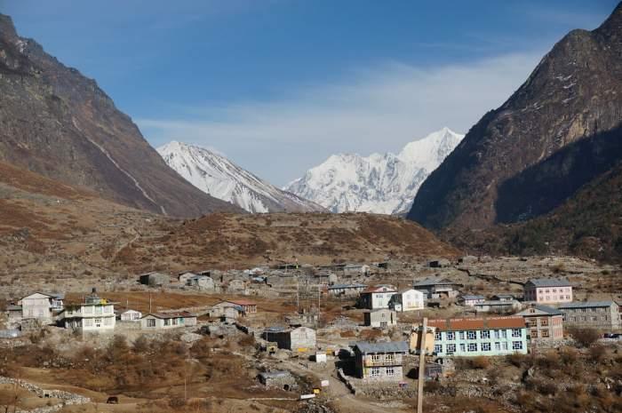 Langtang and Ganjala Pass Trek – 16 Days