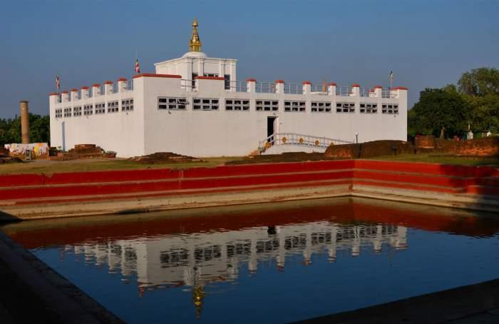 Lumbini (Birth Place of Gautam Buddha)