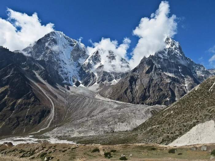 Mountains Mount Everest Base Camp