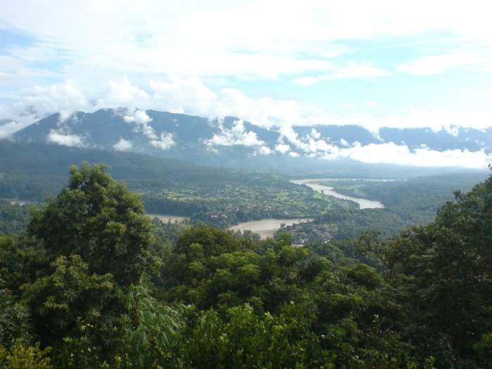 Narayani river from kalikasthan