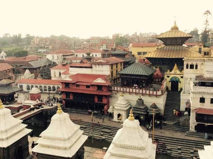 Nepal Temple Religious