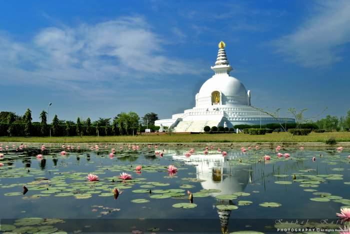 Lumbini – Birth Place of Gautam Buddha
