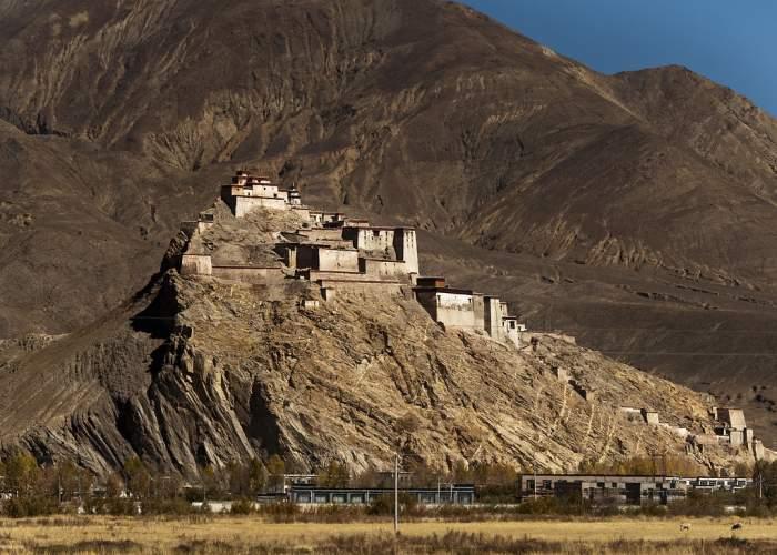 Tibet - Gyantse