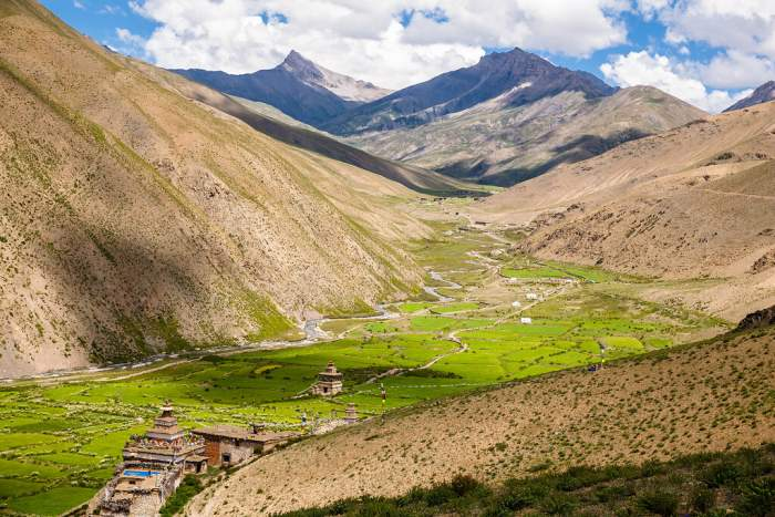 Valley of Dho Tarap