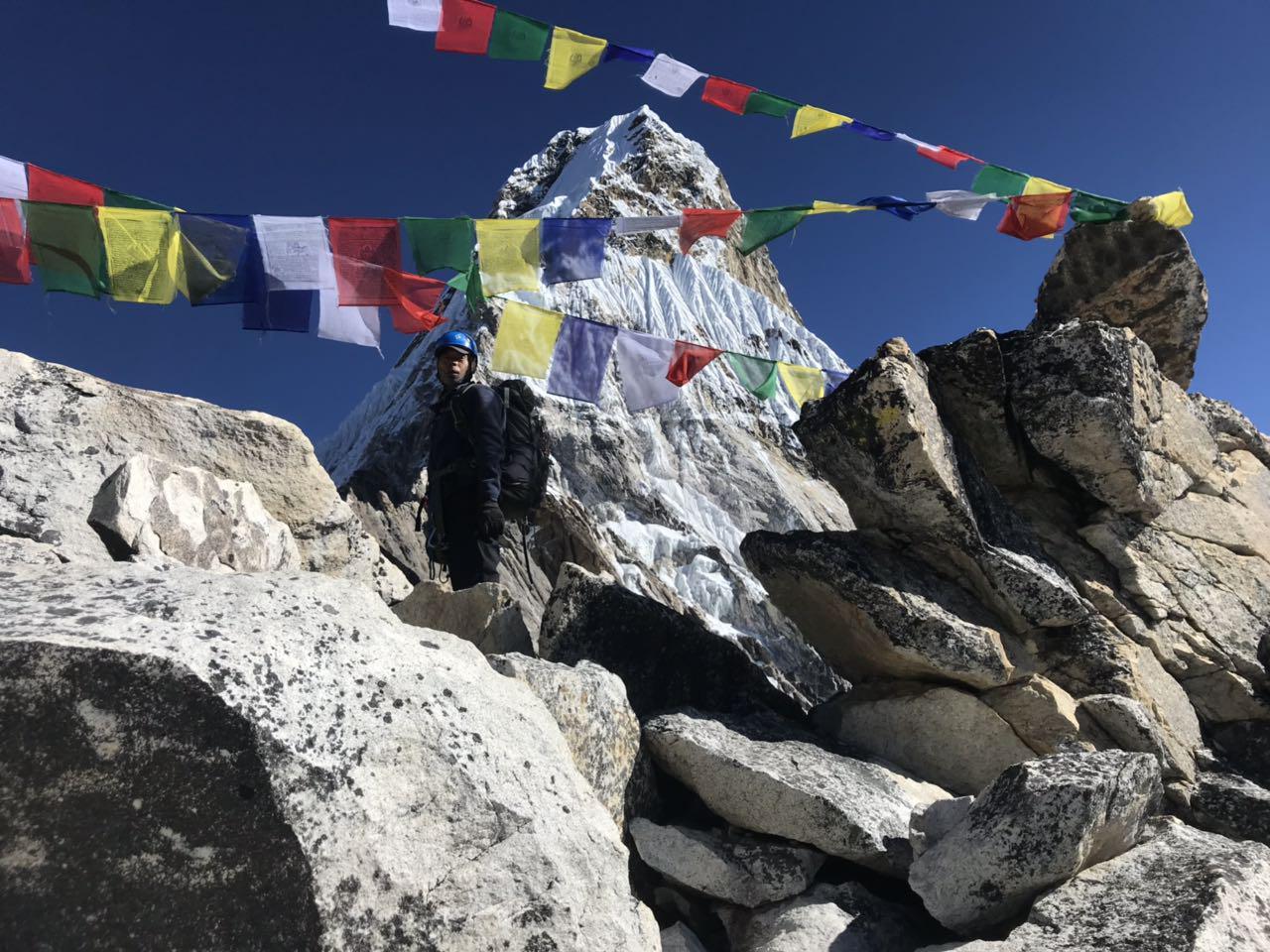 Mera Peak Climb (6476 m) – 20 days