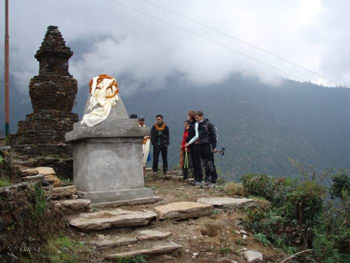 Everest spiritual Sherpa village Trek – 16 days