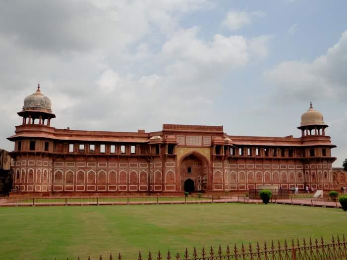 Jahangiri Mahal,Agra Fort