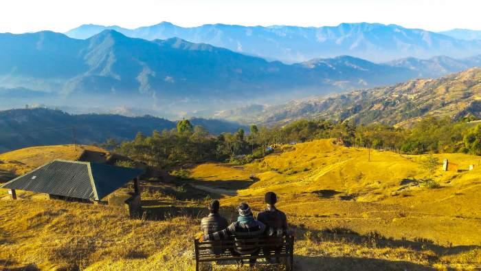 Kathmandu Valley Rim Mountain Bike Tour – 12 Days