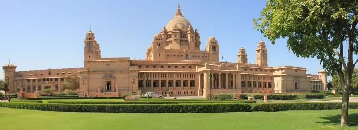 Rajasthan with Varanasi – 18 days