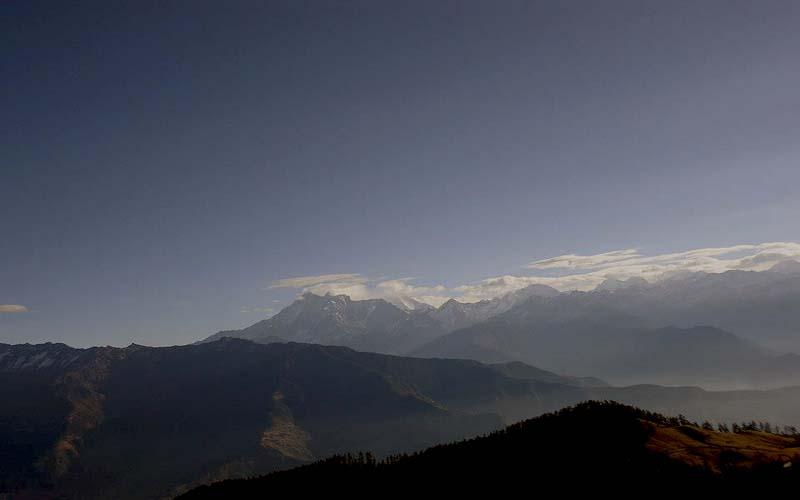 Gauri Shankar Trek – 10 days