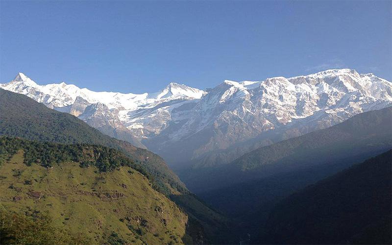 Annapurna Sanctuary Trek 11 Days