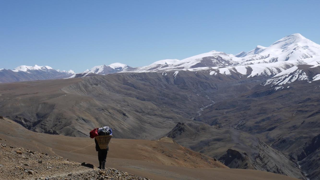 Saribung Peak Climb (6346m)- 26 Days