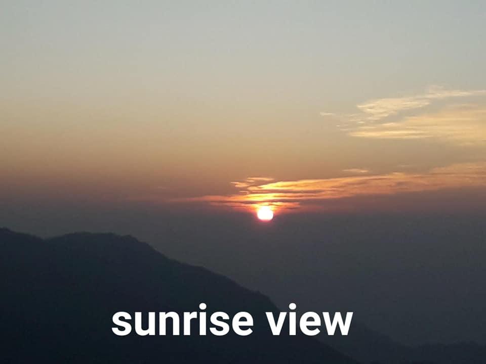 Pikey Peak Trek – Lower Everest