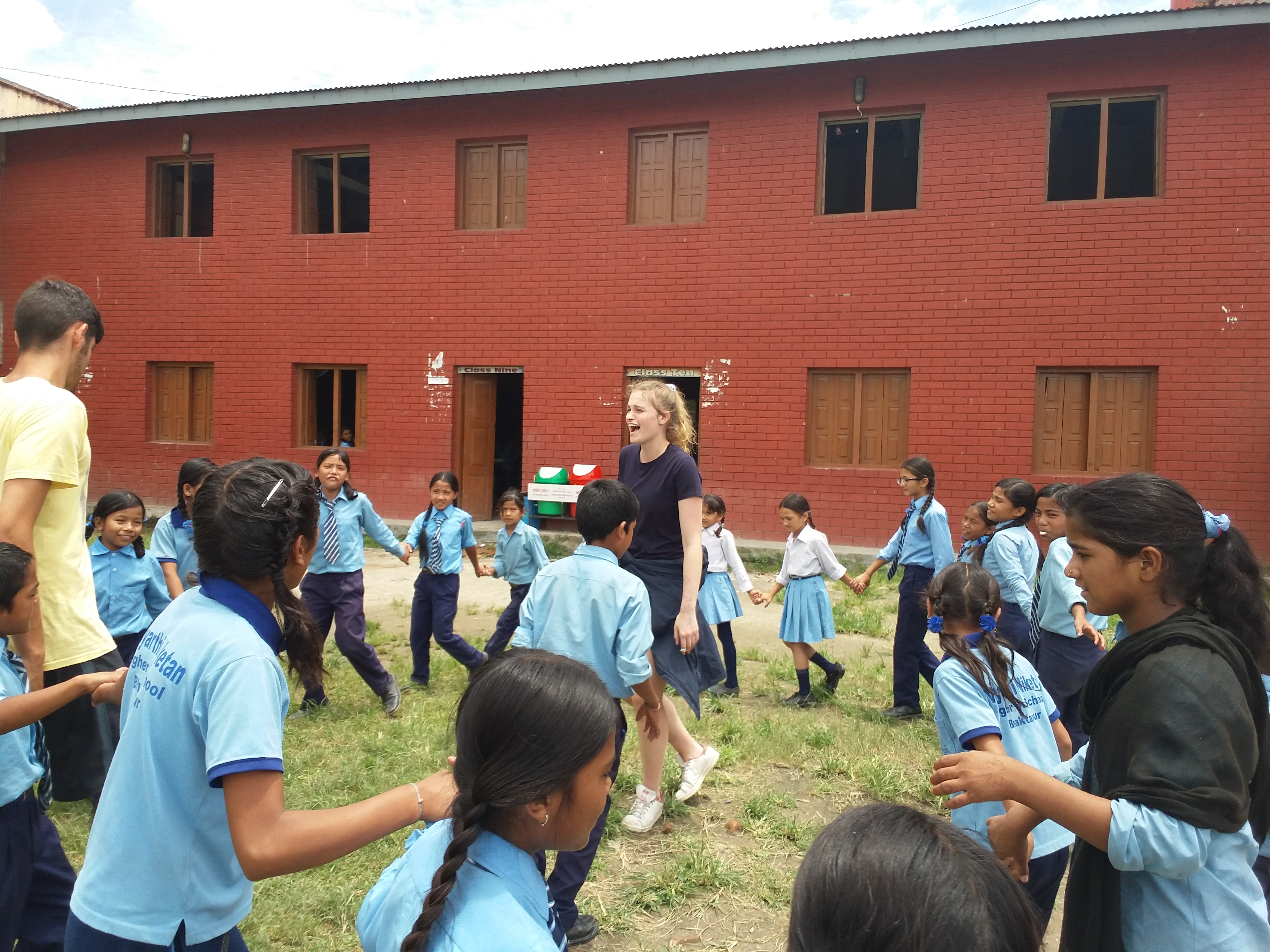 School workshop Program – 21 days