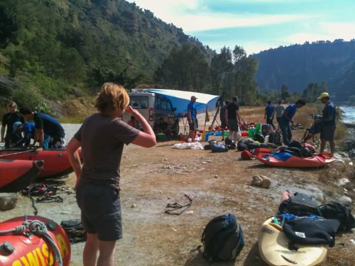 Kali Gandaki Rafting – 3 days