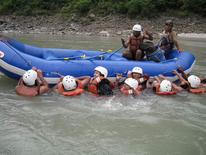 Trishuli Rafting Delight