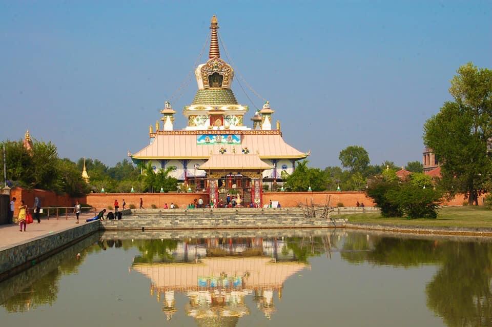 Buddhist Pilgrimage Nepal and India – 10 Days