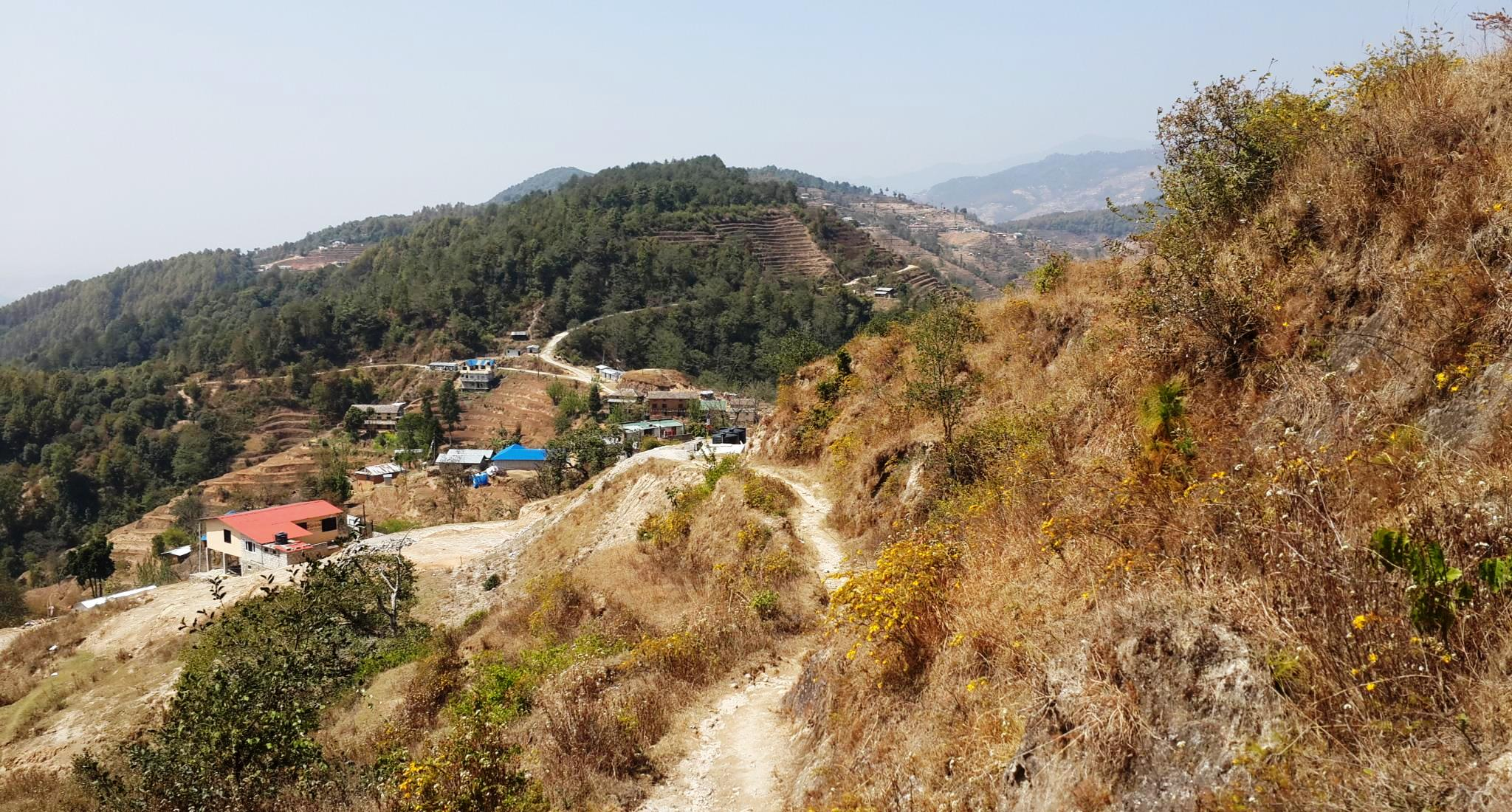 Bhote Chaur Nature Camping – 2 days