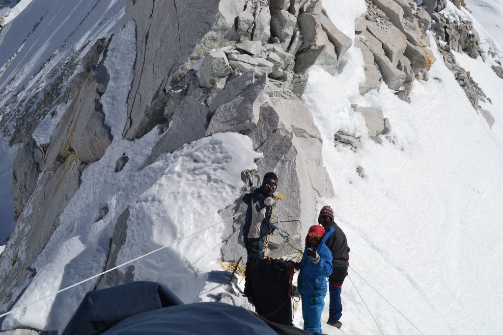 Sherpani Col